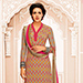 Churidar Suit (Aline) - ankle length